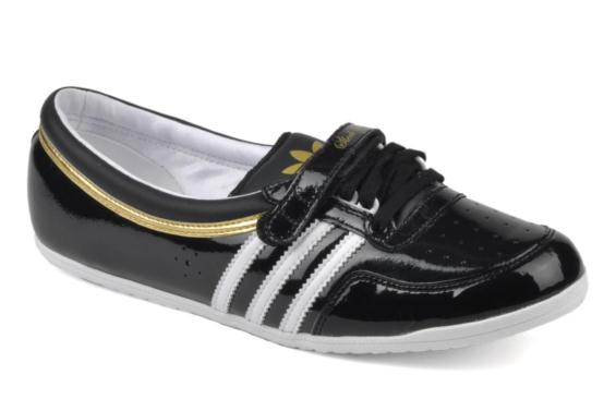 on sale 32d91 88cec adidas originals concord round ballerines femme