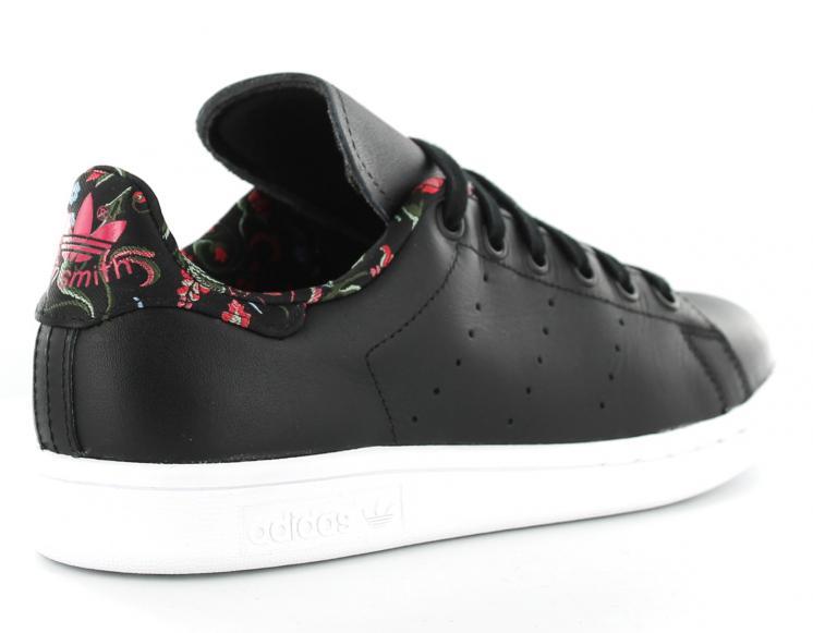 Vente Adidas Stan Smith Femme Flowers Gatorade Daim Vert Pas Chers