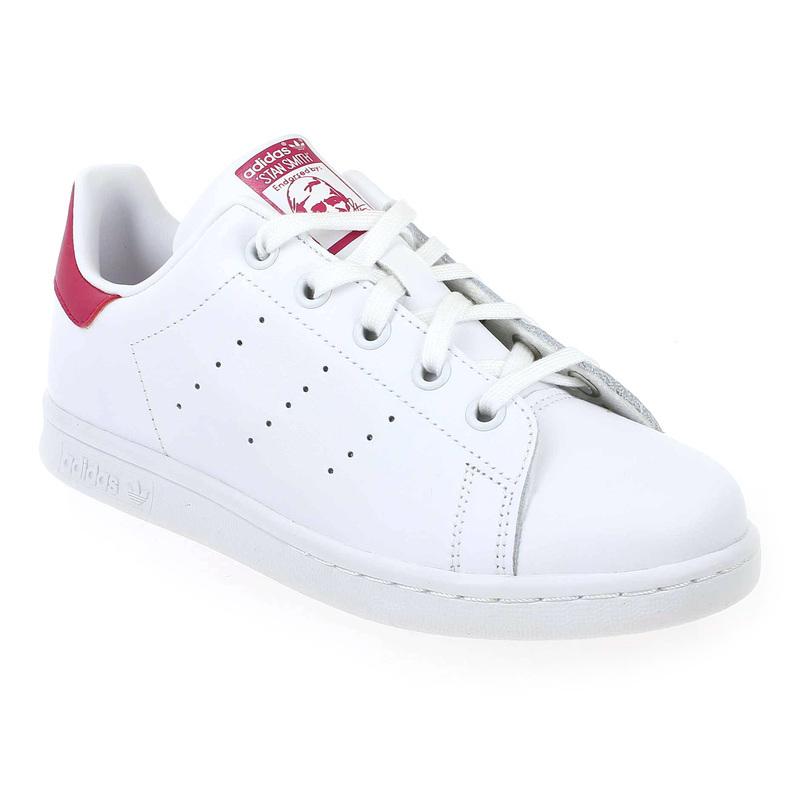 the best attitude f6e97 2fa7e ... Chaussures Bébé marche bébé fille, Blanc (Ftwr WhiteFtwr adidas stan  smith pour fille
