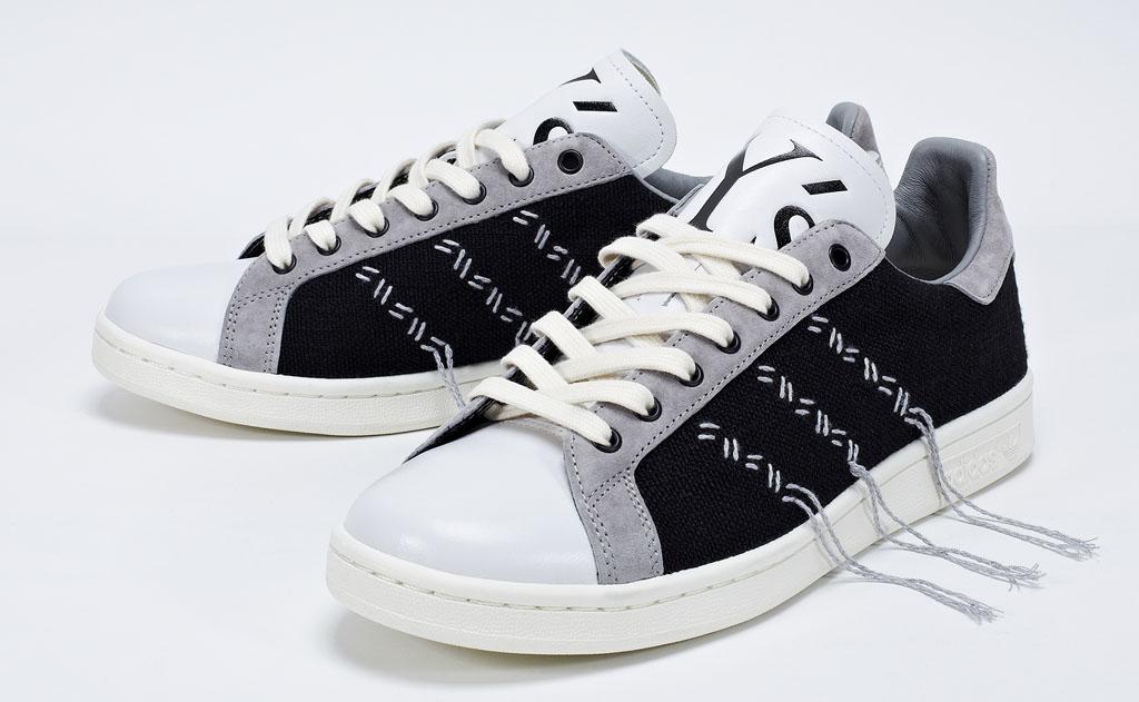 b031ad446 Vente adidas stan smith yohji yamamoto Gatorade Daim Vert Pas Chers ...