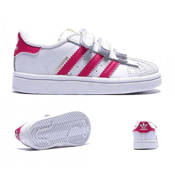 separation shoes 785fd fbf72 adidas superstar bebe rose 8