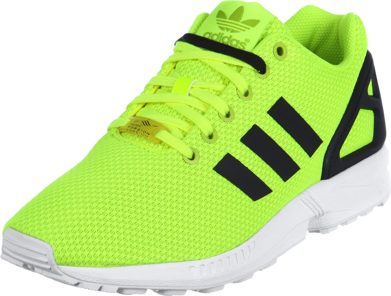 adidas zx flux fluo