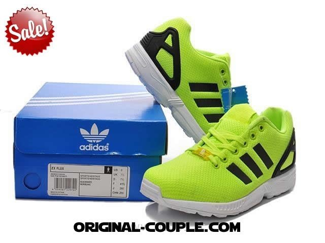 Vente adidas zx flux jaune fluo femme Gatorade Daim Vert Pas Chers ... 2c50989c8541