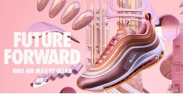 air max 97 rouge courir