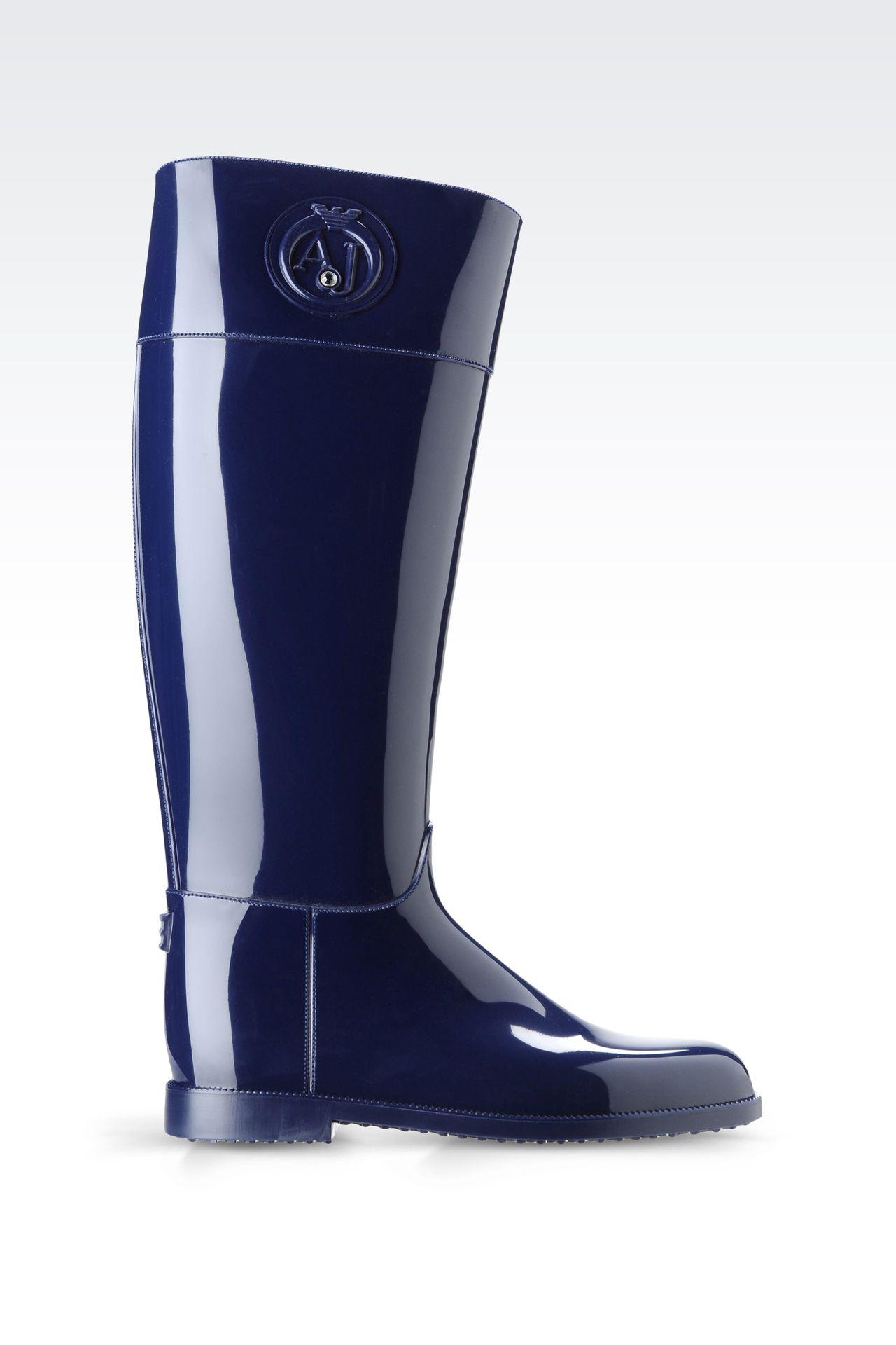 d4ae2bfa2b9b Vente bottes de pluie armani jeans femme Gatorade Daim Vert Pas ...
