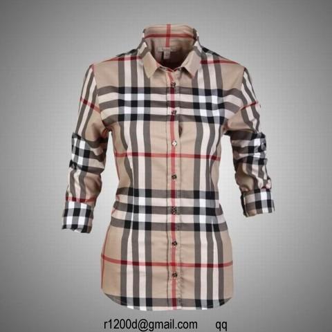 a9e0edce5ad6 Vente chemise burberry pas cher pour femme Gatorade Daim Vert Pas ...