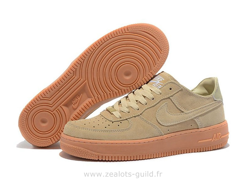 best loved df3c3 364a0 nike air force one pas cher femme 3