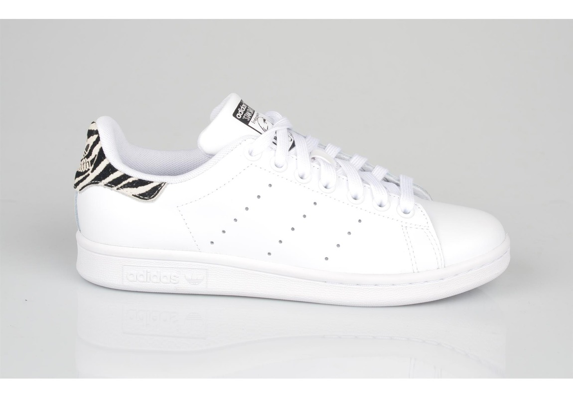 stan smith zebra femme pas cher. Adidas Stan Smith Femme Pas Cher Femme  Adidas Originals Stan Smith Flyknit Zebra Blanche Chaussures 127749148709